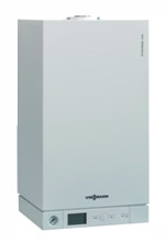 Vitopend 100 WH1D 23 кВт, двухконтурный,