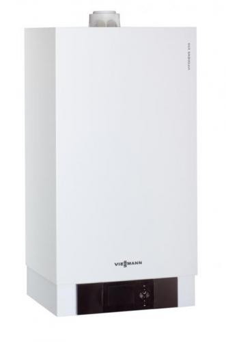 Vitodens 200, 30-100 кВт, отопительный контур без смесителя